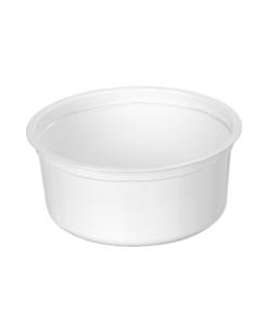 270 - Polypropylene  DAIRY cup 500ml, 127mm diameter