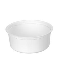 271 - Polypropylene DAIRY cup 500ml, 127mm diameter
