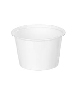290 - Polypropylene DAIRY cup 170ml, 101mm diameter