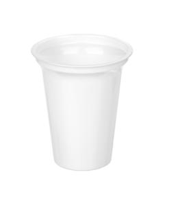 303 - Polystyrene DAIRY cup 350ml, 95mm diameter