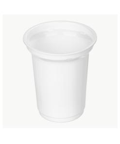 405 - Polystyrene DAIRY cup 375ml, 95mm diameter