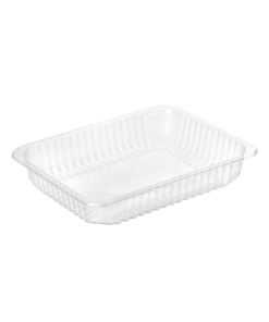 720 - Polypropylene TRAY 1100ml, dimensions 227 x 178 x 40mm