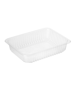 725 - Polypropylene TRAY 1400ml, dimensions 227 x 178 x 50mm