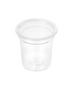 910 - Polypropylene cup 50ml, 51mm diameter