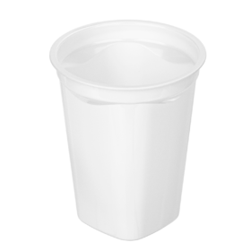 Cups: Polystyrene & Polypropylene