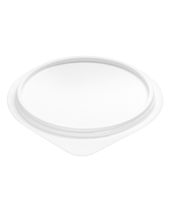 048 - Polypropylene LID, diameter 95mm, hot sealed