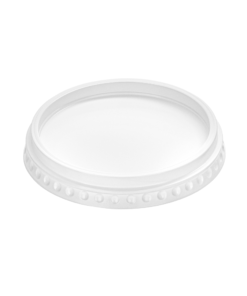 057 - Polystyrene LID, diameter 95mm, 2 step