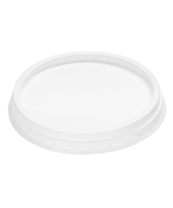 061 - Pokrywka Polipropylenowa, średnica 114mm, 2 step