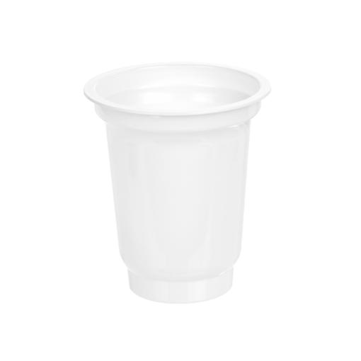 101 - Polystyrene DAIRY cup 150ml, 75mm diameter