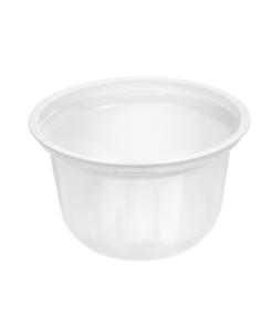 151 - Polystyrene DAIRY cup 180ml, 95mm diameter