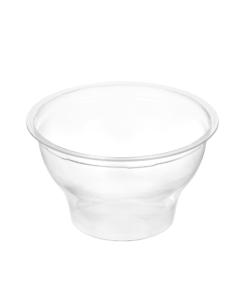 157 - Polypropylene DAIRY cup 170ml, 95mm diameter