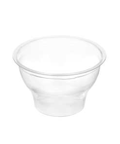 157/72 - Polypropylene DAIRY cup 170ml, 95mm diameter