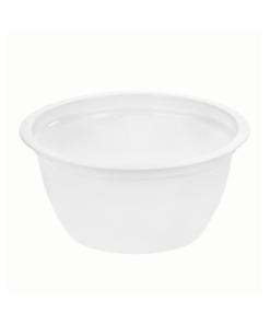 160 - Polypropylene DAIRY cup 150ml, 95mm diameter