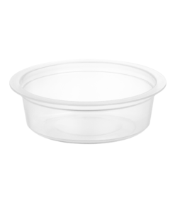 187 - Polypropylene cup 50ml, 83mm diameter