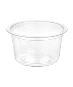 180/47 - Polypropylene cup 130ml, 83mm diameter