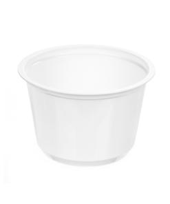199 - Polystyrene DAIRY cup 230ml, 95mm diameter