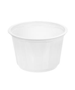 200 - Polystyrene DAIRY cup 200ml, 95mm diameter