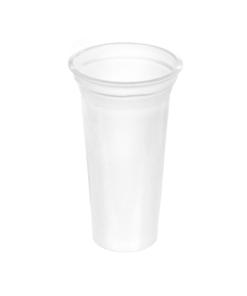 216 - Polypropylene DAIRY cup 220ml, 75mm diameter