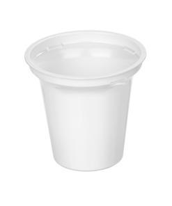305 - Polystyrene DAIRY cup 240ml, 95mm diameter