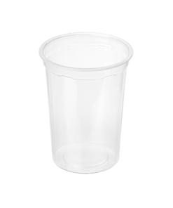 423 - Polypropylene DAIRY cup 500ml, 95mm diameter