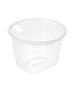 501 - Polypropylene DAIRY cup 140ml, 95mm diameter