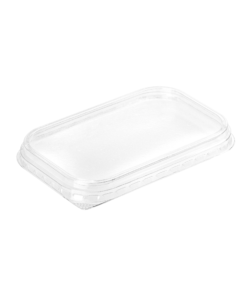 592 - Polypropylene LID, dimensions 142mm x 92mm, 2 step