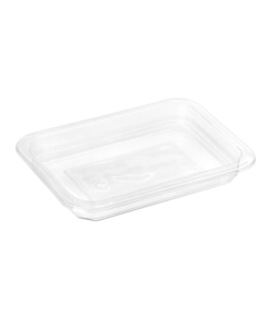 695 - Polypropylene TRAY 420ml, dimensions 187 x 137 x 25mm