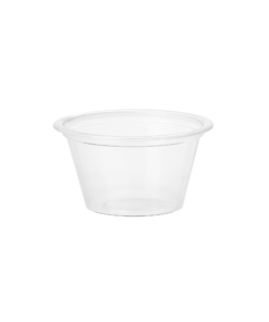 915 - Polypropylene cup 35ml, 51mm diameter