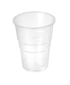 940 - Polypropylene BEER cup 400ml, 95mm diameter