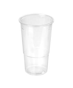 932 - Polypropylene BEER cup 300ml, 78mm diameter
