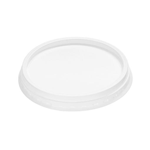 060 - Pokrywka Polipropylenowa, średnica 114.9mm, 2 step