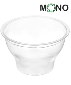 157 - Polypropylene DAIRY MonoCUPP 170ml, 95mm diameter
