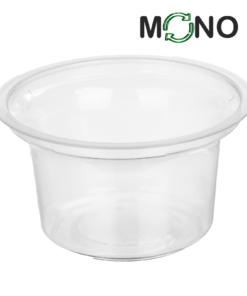 159 - Polypropylene DAIRY MonoCUPP 150ml, 95mm diameter