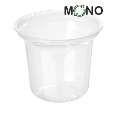251 - Kubek MLECZARSKI Polipropylenowy MonoCUPP 250ml, średnica 95mm