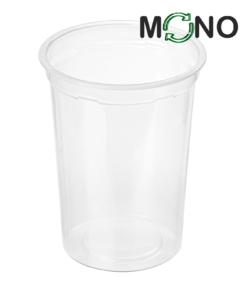402 - Polypropylene DAIRY MonoCUPP 400ml, 95mm diameter