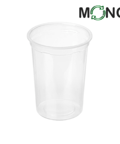 423 - Polypropylene DAIRY MonoCUPP 500ml, 95mm diameter